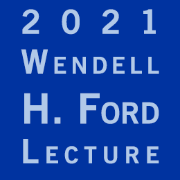 2021 Ford Lecture